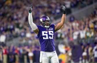 Anthony Barr the latest Vikings player heading to the Pro Bowl