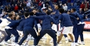 Gonzaga moves up to #3 in AP Top 25 after UCLA loss