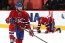 Alex Galchenyuk out vs. Flames after re-aggravating knee injury