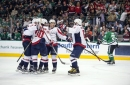 T.J. Oshie Named NHL's Third Star of the Week