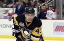 Conor Sheary named NHL's first star of the week