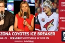 Mike Smith will be special guest at Coyotes Ice Breaker event Wednesday