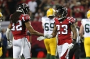 A young Falcons defense reaches new heights against the Packers