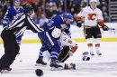 Kadri scores twice to get to 20 goals; Leafs beat Flames 4-0 The Associated Press
