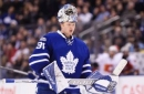 Kadri scores twice to get to 20 goals; Leafs beat Flames 4-0