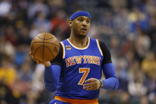 Knicks 109, Pacers 103: Scenes from Carmelo Anthony's clutch redemption