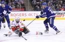 Leafs vs. Flames Recap: Leafs Pummel Lifeless Flames