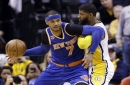 Knicks hold off Pacers' late charge for 109-103 victory The Associated Press