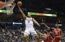 Bucks vs. Rockets Final Score: Milwaukee Shimmies to Offensive Outburst in win, 127-114