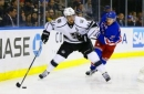 Los Angeles Kings Lose to New York Rangers 3-2 to Extend Losing Streak