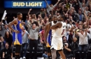 NBA scores 2017: Warriors and Cavaliers both lose on weird night around the league