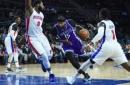 Sacramento Kings snap Detroit Pistons three-game win streak
