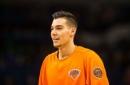 New York Knicks: Willy Hernangomez Continues To Impress