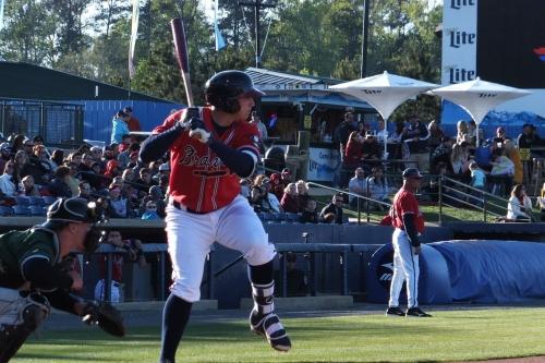 Austin Riley makes MLB Pipeline's Top 3B prospects list