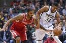 Greek Freak dominates again, Rockets fall to Bucks 127-114