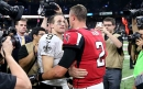 The 2016 Atlanta Falcons are the 2009 New Orleans Saints