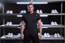 "J.J. Watt Debuts ""City Edition"" Shoe For Houston"