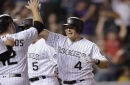 Former Rockies C Nick Hundley, San Francisco Giants agree to $2 million, 1-year contract