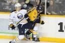 Sabres at Predators Coverage: Game #47