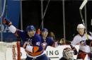 Islanders chase Bobrovsky, beat Blue Jackets 4-2