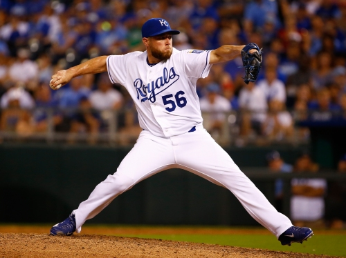 Greg Holland to sign with Rockies to help bolster bullpen, according to report