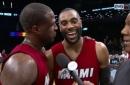Wayne Ellington says comeback win shows Heat's character