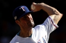 What was mildly irking Cole Hamels?