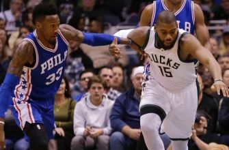 Bucks battle back, but fall to visiting Sixers