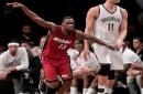 Waiters scores 24, Heat erase 18-point deficit to beat Nets