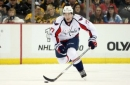 T.J. Oshie Will Miss Thursday's Game Against New Jersey