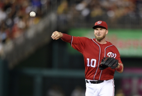 INF Stephen Drew, Nationals agree to 1-year contract The Associated Press