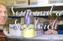 Soup and a Sandwich, starring Brian Campbell and Artemi Panarin, debuts, and it's pure art