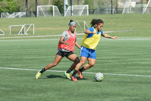 Desiree Scott will be back with FC Kansas City for 2017