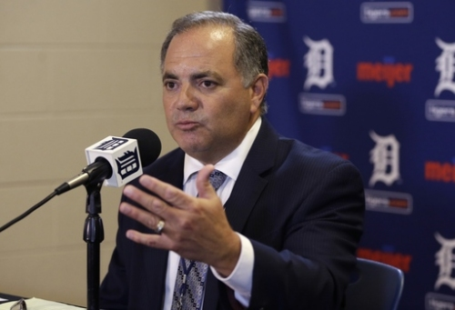 Avila says Tigers won't be above luxury tax mark for 2018 The Associated Press