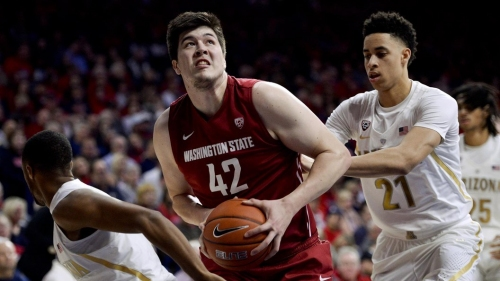 Cougars run out of gas in Tucson; fall to No. 7 Arizona 79-62