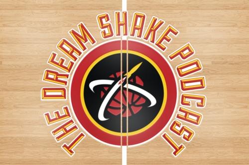 The Dream Shake Podcast, Ep. 32: Rockets Slip and Slide
