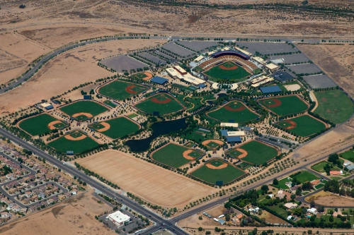 Halos Heaven Spring Training Guide: Camelback Ranch