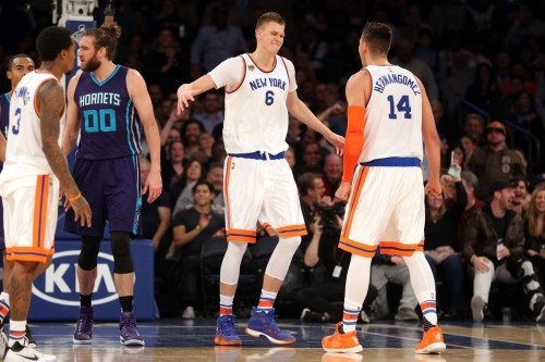 Knicks 110, Hornets 107: Scenes from Courtney Lee's fourth-quarter explosion