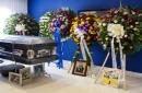 Royals gather in private to remember, celebrate Ventura