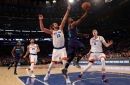 Fourth quarter scoring drought does Charlotte in against Knicks