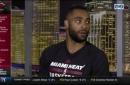 Wayne Ellington says Heat are a basketball team on the rise