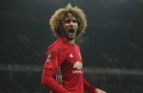 He's not Manchester United's most popular but Marouane Fellaini was key vs Wigan
