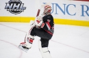 Hurricanes recall Eddie Lack from conditioning stint with Charlotte Checkers