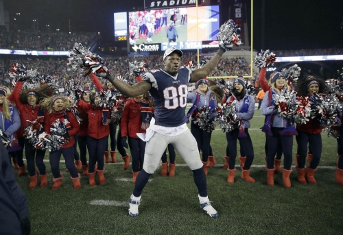 Bennett defines his own 'Patriot Way' en route to Super Bowl The Associated Press
