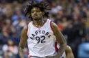 Lucas Nogueira embraces 'hardest job in the league' in replacing departed free agent Bismack Biyombo