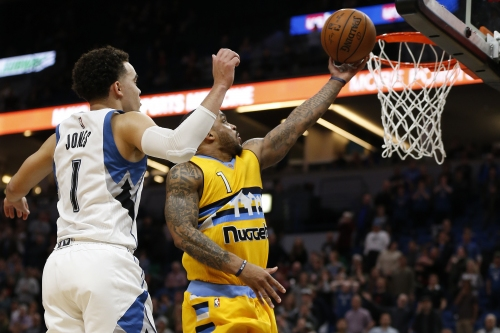 Jameer Nelson coming through in the clutch when Nuggets need him most