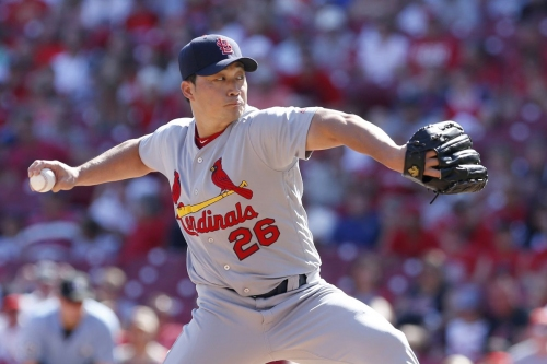 Cardinals news and notes: Seung Hwan Oh and the end of the Brandon Moss dream