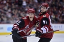 Alexander Burmistrov is thriving with the Arizona Coyotes