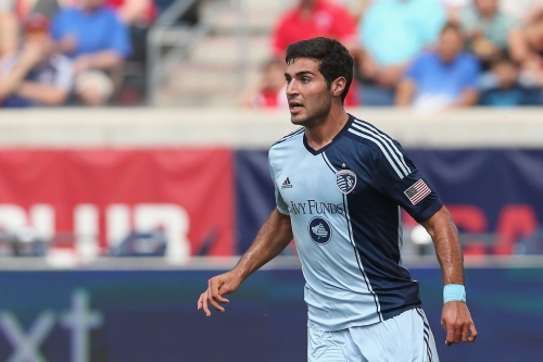 Report: Soony Saad to return to Sporting Kansas City