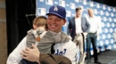 Dodgers pitcher Rich Hill revives a career that was nearly extinct